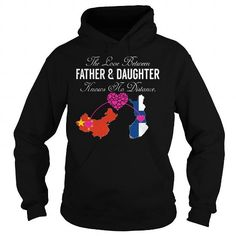 The Love Between Father and Daughter Knows No Distance China Finland T Shirts, Hoodies, Sweatshirts. CHECK PRICE ==► https://www.sunfrog.com/States/The-Love-Between-Father-and-Daughter-Knows-No-Distance--China-Finland-Black-Hoodie.html?41382
