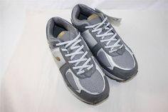 Gravity Defyer Men's Ballistic Sneakers Running Grey Gold Size 13 RETAILS $130 #GravityDefyer #Athletic