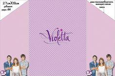 Violetta: Printables Darmowe Zaproszenia na imprezy.
