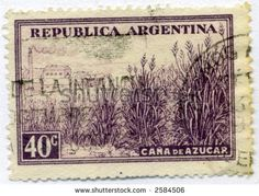 Argentina postage stamps | Vintage World Postage Stamp Ephemera Argentina (Editorial) Stock Photo ...
