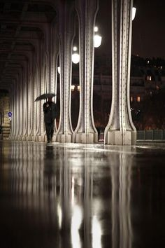 Paris in the rain | Christophe Jacrot