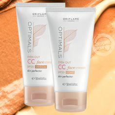 Optimals even out noćna krema obezbeđuje instant pokrivenost i sprečava pojavu tamnih fleka.3F20.50 ml.