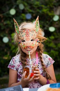 The most adorable Halloween bash for kids // The Effortless Chic