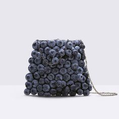 The simple idea; reimagine food as fashion. Fulvio Bonavia had a fantastic book, A Matter of Taste, that was released a few years ago, featuring photography of food as fashion pieces. Rasberrry bags, sardine belts, and artichoke hats could possibly be one day, high fashion.