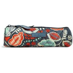 Vera Bradley On a Roll Case in Nomadic Floral ( 18) ❤ liked on Polyvore 7a8ff84a44