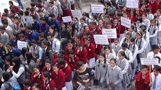 """Darjeeling Students Organize Peace Rally - Outrage Against Non Arrest of a Rapist   Students from almost all the schools and colleges in Darjeeling yesterday organized a """"Peace Rally"""" from railway station to DM office.  The rally organized by 18 samaj/club of Entire Harsing Hatta Lebong in association with several self help group NGO MARG WORLD VISION anti crime human right child line kurseong child welfare committee District child protection unit was organized to  1) Demand arrest of the…"""