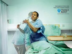 Operating Room Registered Nurse: Thank you to the organ donor. Donate your organs and help others, you won't need them.