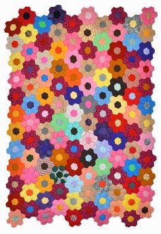 Wonkyworld: 20 More 1970s Quilts!