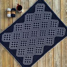 Pattern – Martin Up North Crochet Blanket Patterns, Baby Blanket Crochet, Crochet Baby, Free Crochet, Crochet Afghans, Crochet Blankets, Baby Blankets, Crochet Stitches, Double Crochet