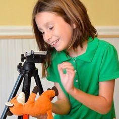 Rainy Day Fun: Filming Simple Stop Motion Videos