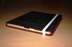 DIY Notebook Style iPad Case