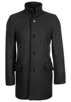 Selected Homme NEW MOSTO Classic coat black