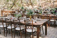 Ranch reception