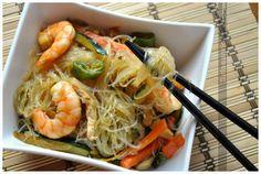 A pesar de su origen asiático esta receta encaja perfectamente a los gustos e ingredientes occidentales, por lo que no nos será en ab...