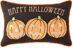 JCPenney HomeTM Happy Halloween Oblong Decorative Pillow https://api.shopstyle.com/action/apiVisitRetailer?id=534553199&pid=uid8100-34415590-43