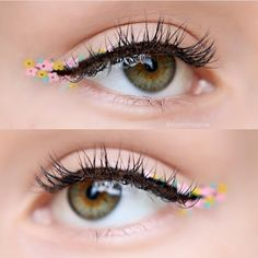 "AWNNN :)~ Eyeko on Instagram: "" F L O W E R  P O W E R  love @monomolove flowery liner looks the best #Makingeyes #linerlove"""