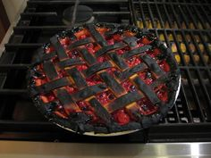 Burnt Pie.