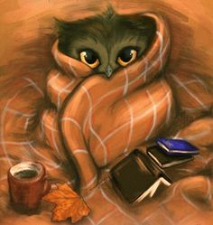 The perfect Owl Animated Autumn Animated GIF for your conversation. Discover and Share the best GIFs on Tenor. Gif Mignon, Cute Gifs, Owl Graphic, Owl Cartoon, Owl Pictures, Owl Always Love You, Beautiful Owl, Animation, Cute Animal Drawings
