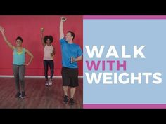 Walk at Home is the world's leading fitness walking brand and creator of the original walking workout. Created by Leslie Sansone, Walk at Home has helped MIL. Home Workout Videos, At Home Workouts, Exercise Videos, Walking With Weights, Leslie Sansone, Walking Exercise, Walking Workouts, Race Training, Training Equipment