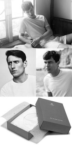 Men's Sunspel T-Shirts