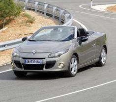 Renault Mégane III Coupé-Cabrio