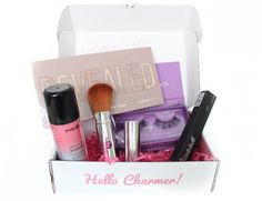 December 2014 Boxycharm Review... the BEST one this year!   Slashed Beauty