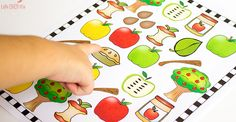 I can't wait to use this Apple Orchard I Spy with my preschooler!