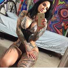 See this Instagram photo by @tattooed_hunnies • 7,587 likes