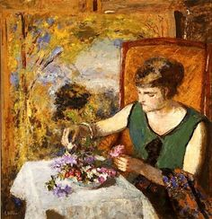 by Edouard Vuillard
