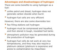 Temporary hard water aqa c3 pinterest gcse chemistry aqa and advantages disadvantages of using hydrogen as a fuel urtaz Choice Image