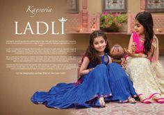 Kayseria Eid Kids Wear Little Girls Dresses 2016