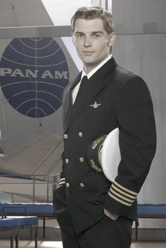 Can't complain about a man in uniform!!