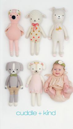 Animal Sewing Patterns, Crochet Patterns, Baby Girl Frocks, Bff Birthday Gift, Children In Need, Knitted Dolls, Softies, Baby Shower Themes, Fair Trade