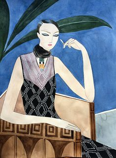 The website of Kelly Beeman, New York based artist and fashion illustrator.