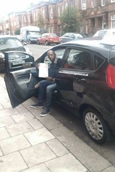 Well done to Hartley Wilkinson from Streatham who passed his driving test at the Morden Driving Test Centre on Thursday 17th October.