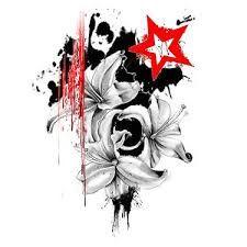 Image result for trash polka designs