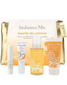 Balance Me Beautiful Skin Collection £20
