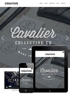 Creative Theme - Dessign