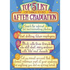 Greeting Card 'Graduation' www.lambertpaint.com