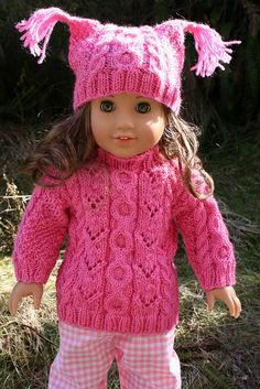 001 by harehaugen13, via Flickr- This is such a cute knit-repeat stitches to make gloves and boot top legging warmers
