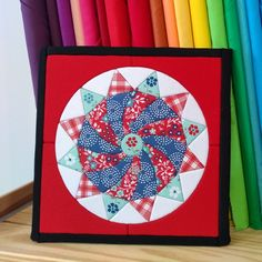 Join Misty Doan as she stitches up an Artsi2 Daisy Wheel Quilt Board on Missouri Star Live! This incredible, no-sew project comes together in a flash to create a gorgeous and fun piece of quilting decor! Follow the link below to watch the live replay now! #MissouriStarQuiltCo #MissouriStarLive #Quilting #Quilts #NoSew #Crafts #FabricCrafts #QuiltBoard #Daisy #DaisyAesthetic #MistyDoan #HomeDecor #DIYHomeDecor #DIY