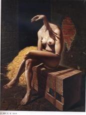 藤野一友 夜 (1954)