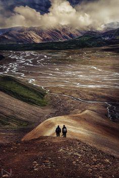 Colors of Landmannlaugar, Iceland by Noam Mymon on 500px