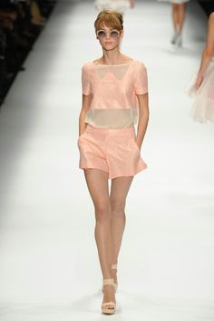 cacharel 2013 Spring Collection