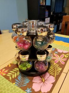Dice Spice: D&D fans find an alternative use for a spice rack Dm Screen, Nerd Room, Dungeons And Dragons Dice, Dragon Party, Dragon Games, Dragon Crafts, Geek Games, D Craft, Tabletop Rpg