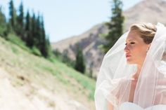 Floral, Decor & Planning: Harvest Moon Events | Photo: Erin Kate Photography | Venue: Snowbird