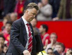 Problems: Louis van Gaal has brought a new system to Manchester United, but they need new ...