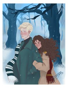 Harry Potter Adult Party, Harry Potter Ships, Harry Potter Images, Harry Potter Anime, Harry Potter Fan Art, Harry Potter Characters, Draco Malfoy, Draco And Hermione Fanfiction, Scorpius And Rose