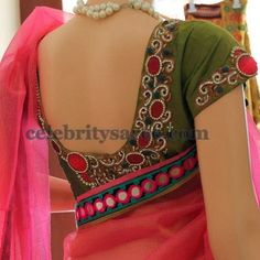 Blouse Designs By Shri Designers