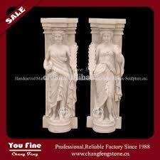 resultado de imagen para columnas romanas en yeso